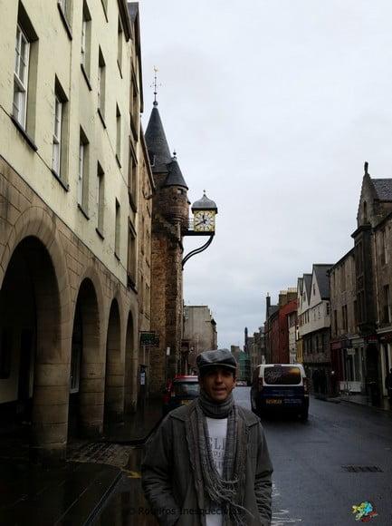 High St - Royal Mile - Edimburgo - Escocia