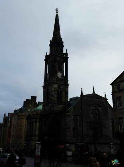 Royal Mile Market - Edimburgo - Escocia