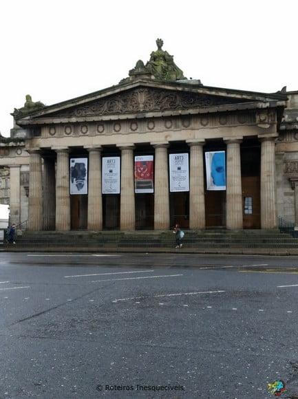 Royal Scottish Academy - Edimburgo - Escocia