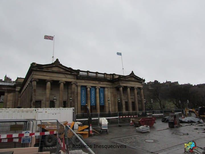 Scottish National Gallery - Edimburgo - Escocia