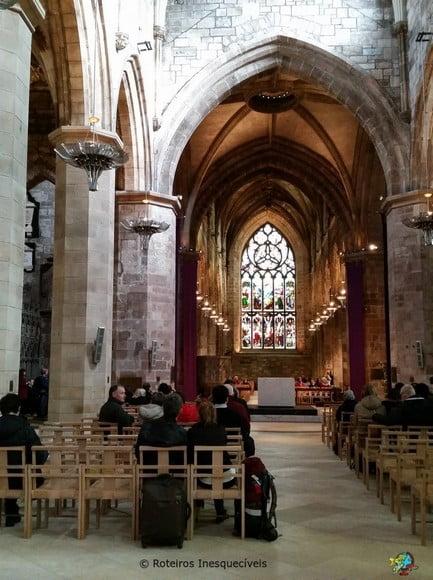 St Giles Cathedral - Edimburgo - Escocia