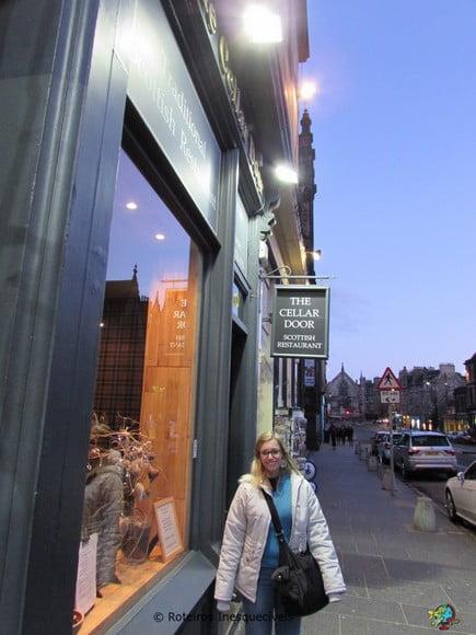 The Cellar Door - Edimburgo - Escocia