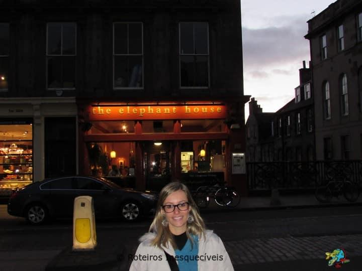 The Elephant House - Edimburgo - Escocia