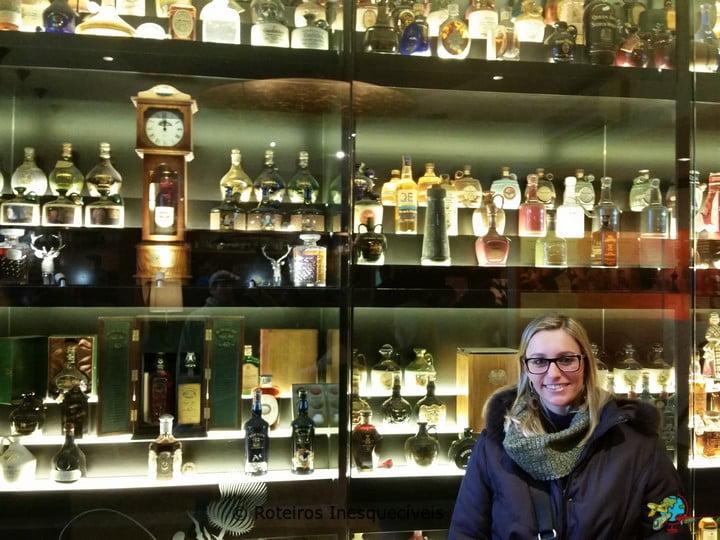 Whisky Experience - Edimburgo - Escocia