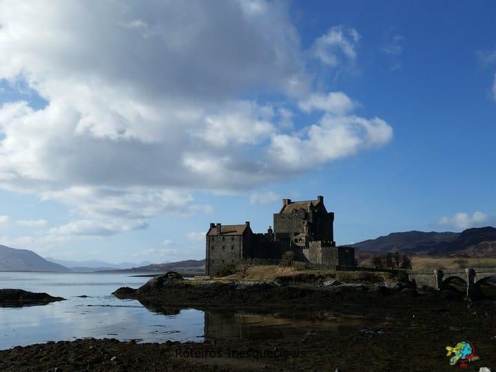 Eilean Donan Castle - Highlands - Escocia