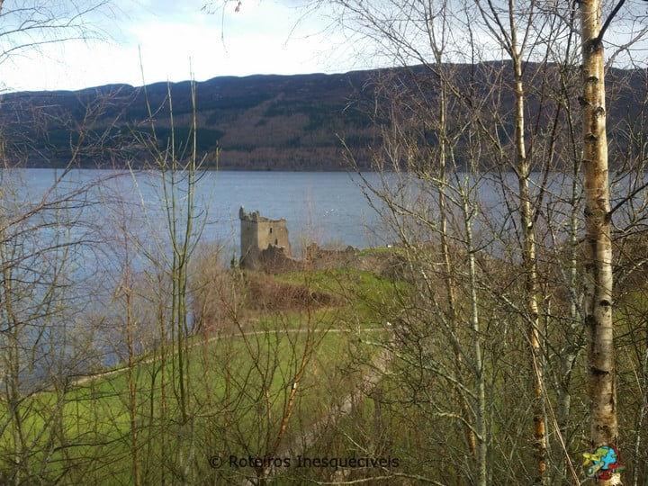 Urquhart Castle - Loch Ness - Highlands - Escocia