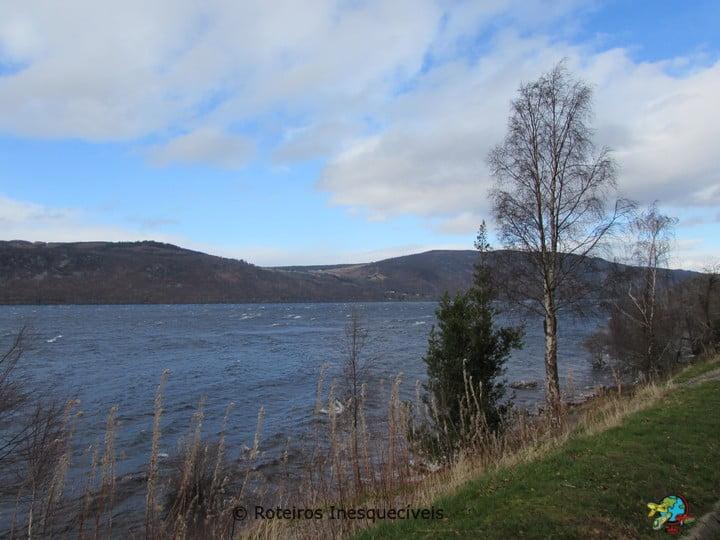 Loch Ness - Highlands - Escocia