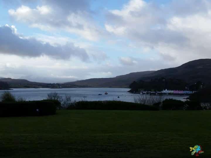 Hotel - Ilha de Skye - Escocia