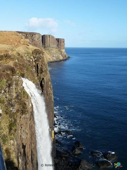 Kilt Rock - Ilha de Skye - Escocia
