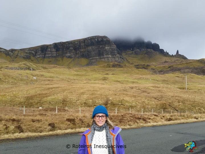 Old Man of Storr - Ilha de Skye - Escocia