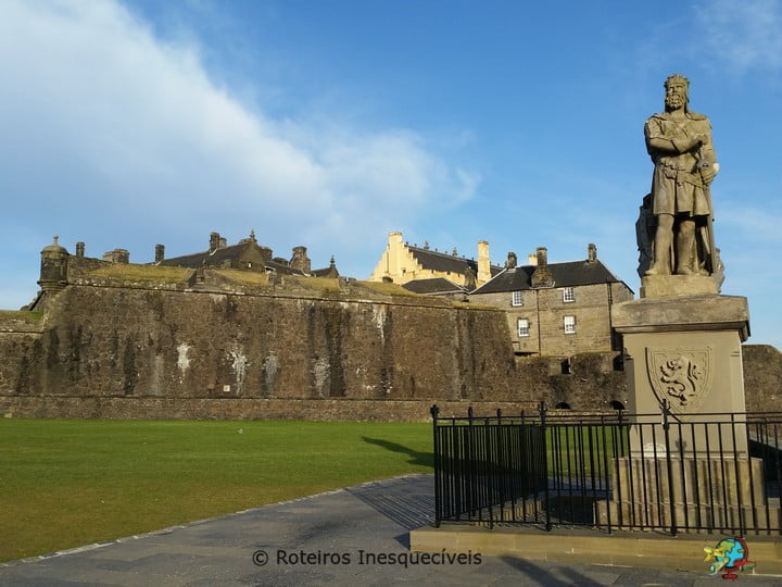 Castelo - Stirling - Escocia