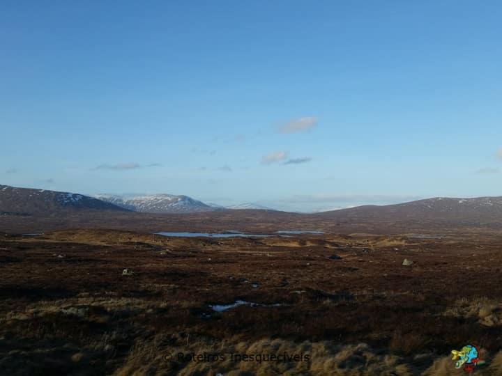 Parque Nacional Trossachs - Escocia