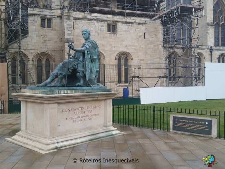Constantino - York - Inglaterra
