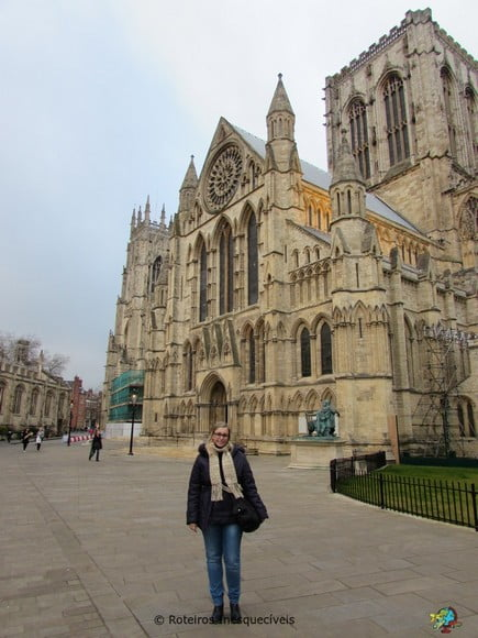 Minster - York - Inglaterra