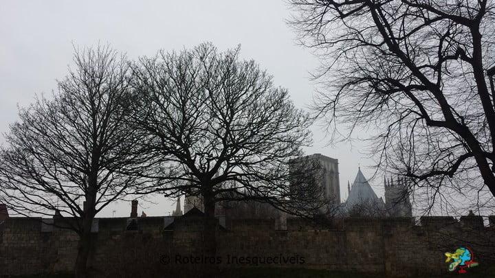 Wall - York - Inglaterra