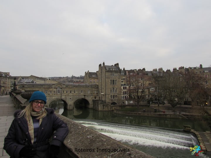 Pulteney Bridge - Bath - Inglaterra