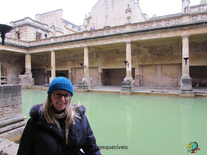 Roman Baths - Bath - Inglaterra