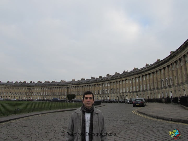 Royal Crescent - Bath - Inglaterra