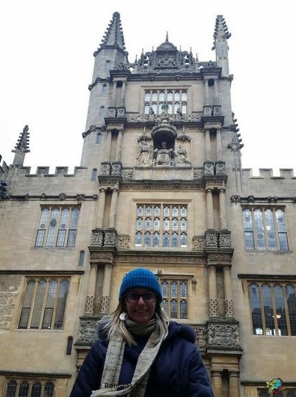 Bodleian Library - Oxford - Inglaterra