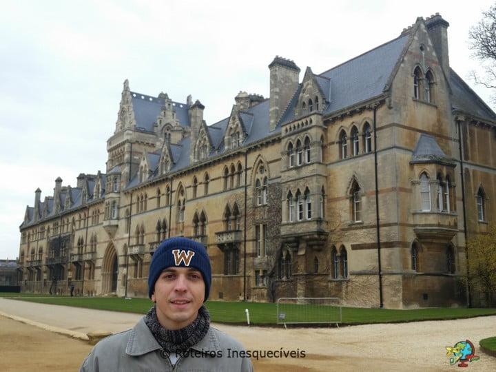 Christ Church - Oxford - Inglaterra