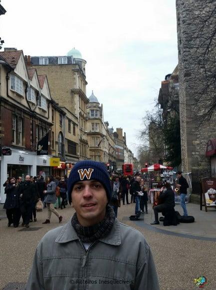 Cornmarket St - Oxford - Inglaterra