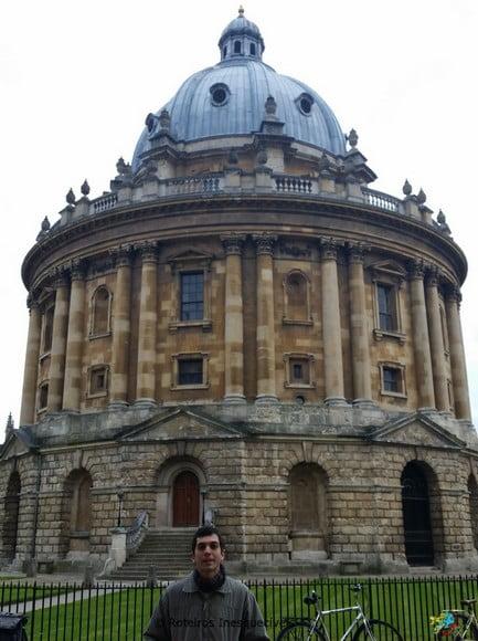 Radcliffe Camera - Oxford - Inglaterra