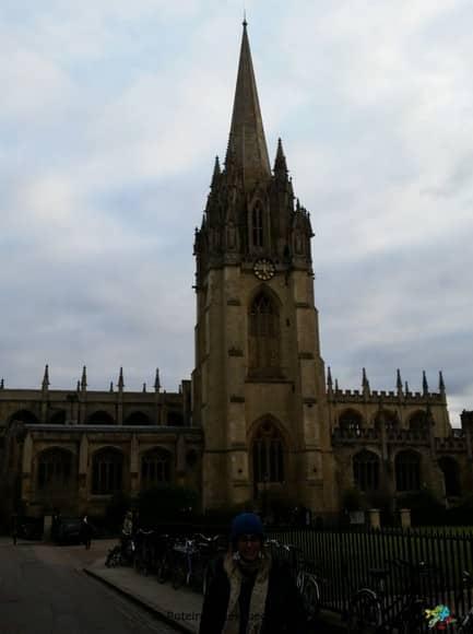 St Mary Church - Oxford - Inglaterra