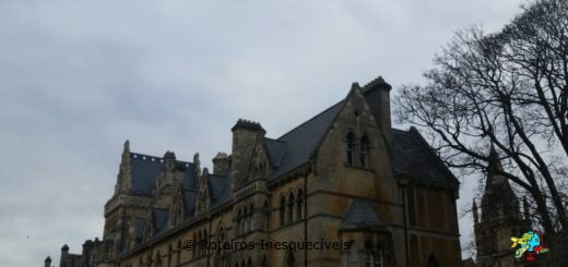 Christ Church - Oxford - Inglaterra