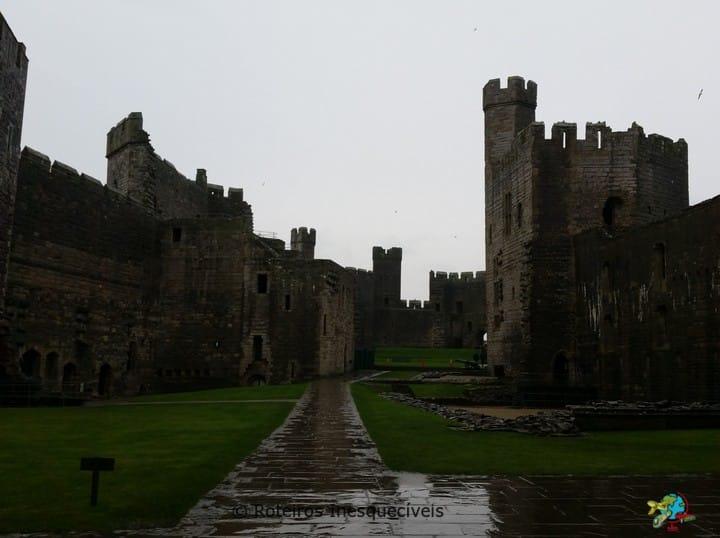 Castelo de Beaumaris - Pais de Gales - Reino Unido