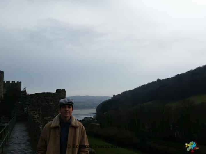 Castelo de Conwy - Pais de Gales - Reino Unido