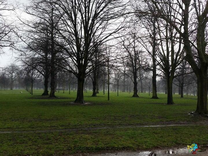 Hyde Park - Londres - Inglaterra