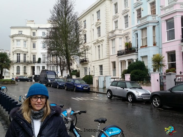 Notting Hill - Londres - Inglaterra