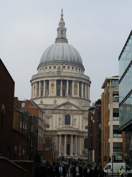St Paul's Cathedral - Londres - Inglaterra