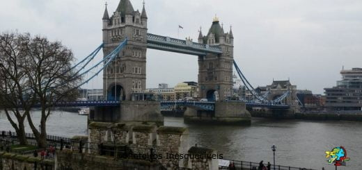 Tower Bridge - Londres - Inglaterra