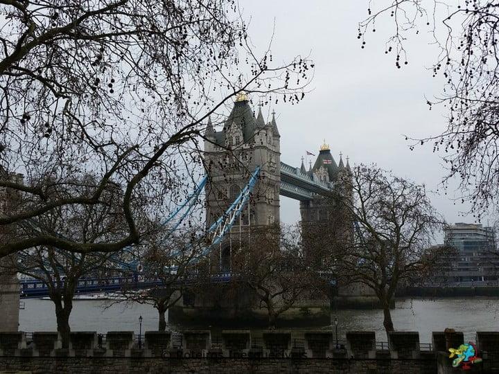 Tower Bridge - Londres - Inglaterra