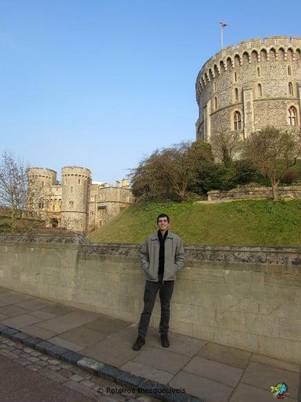 Castelo de Windsor - Londres - Inglaterra