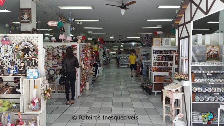 Feira de Artesanato - Blumenau - Santa Catarina