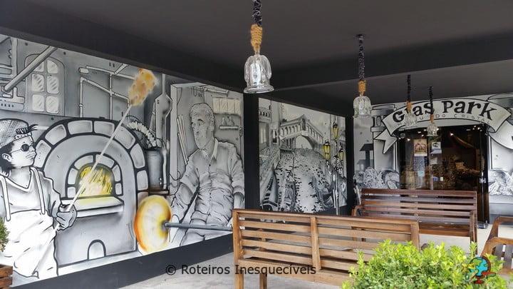 Glass Park - Blumenau - Santa Catarina