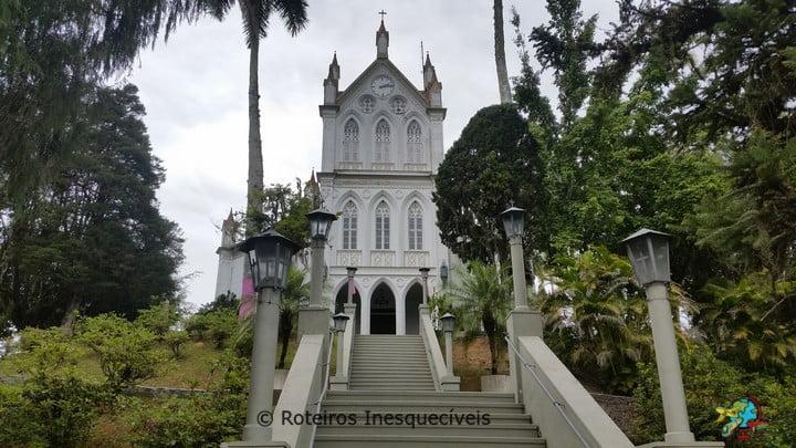 Igreja Luterana - Blumenau - Santa Catarina