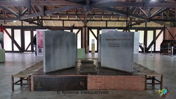 Mausoleu - Blumenau - Santa Catarina