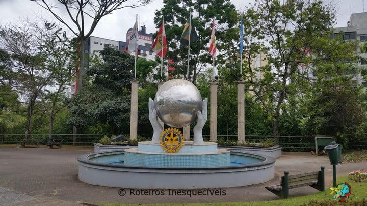 Monumento da Paz - Blumenau - Santa Catarina
