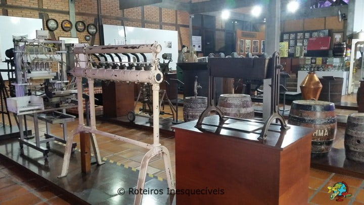 Museu da Cerveja - Blumenau - Santa Catarina