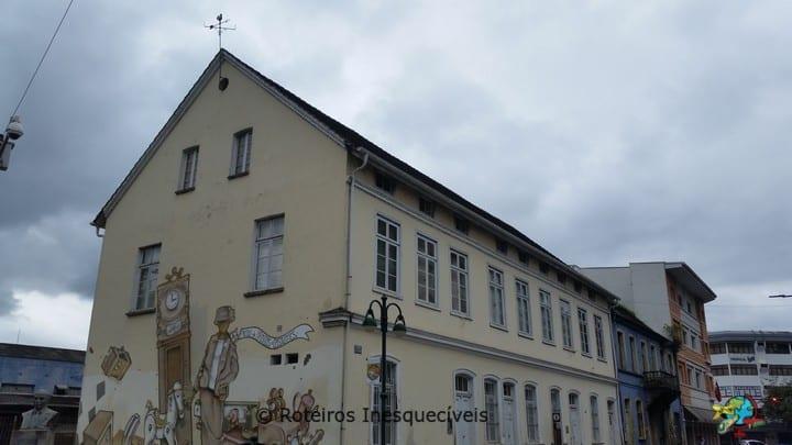 Museu de Habitos e Costumes - Blumenau - Santa Catarina