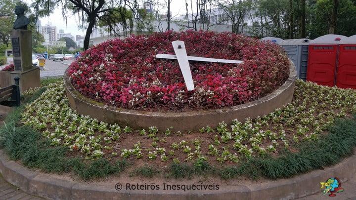 Relogio das Flores - Blumenau - Santa Catarina
