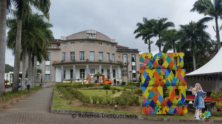 Teatro Carlos Gomes - Blumenau - Santa Catarina