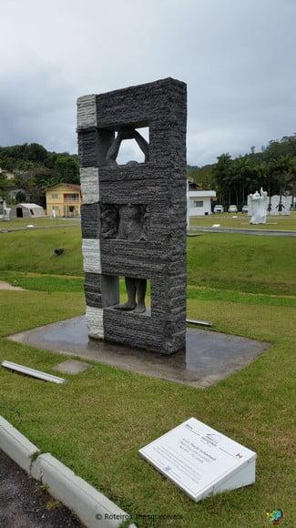 Parque das Esculturas - Brusque - Santa Catarina