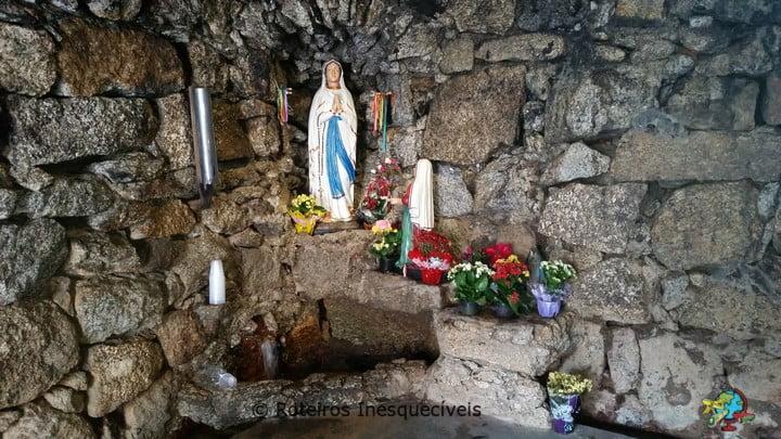 Gruta de Lourdes - Brusque - Santa Catarina