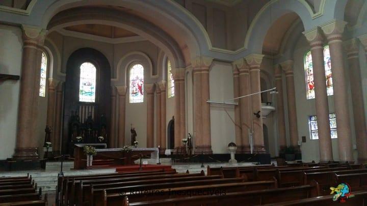Igreja Matriz - Gaspar - Santa Catarina
