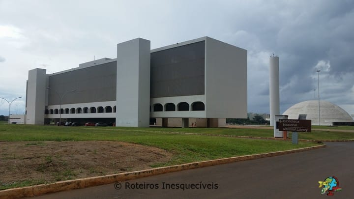 Biblioteca Nacional - Brasilia