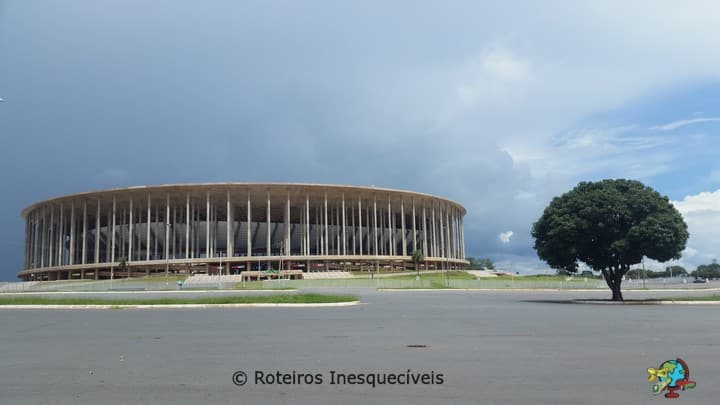 Estadio Mane Garrincha - Brasilia